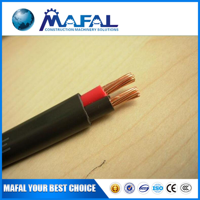 China Cable AWG Thhn # 8 6 4 2 1 Electric Copper Cable Wire - China ...