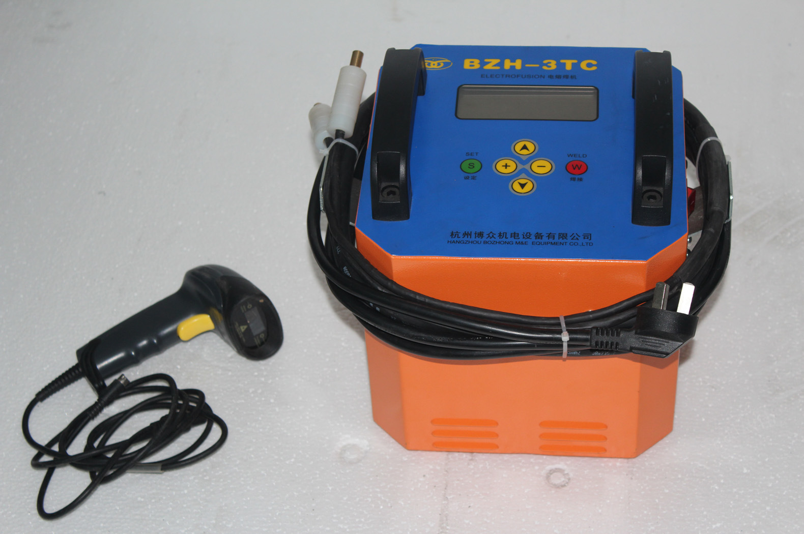 Bzh-450h Hydraulic Butt Welder Machine