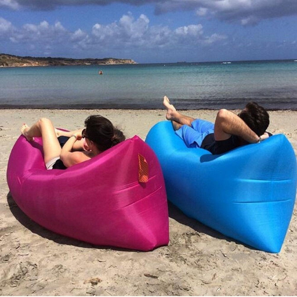 China Folding Sofa Outdoor Beach Sleep Air Bed China