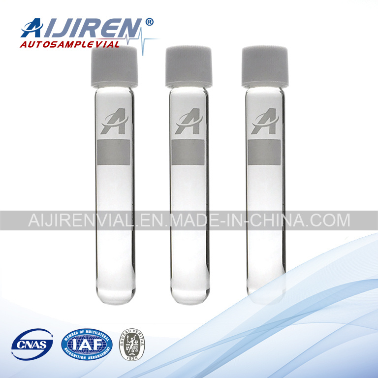10ml Clear Cod Digestion Vial with Cap and Septa