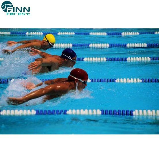 [Hot Item] Competition Equipment 15cm Diameter Swimming Pool Lane Rope