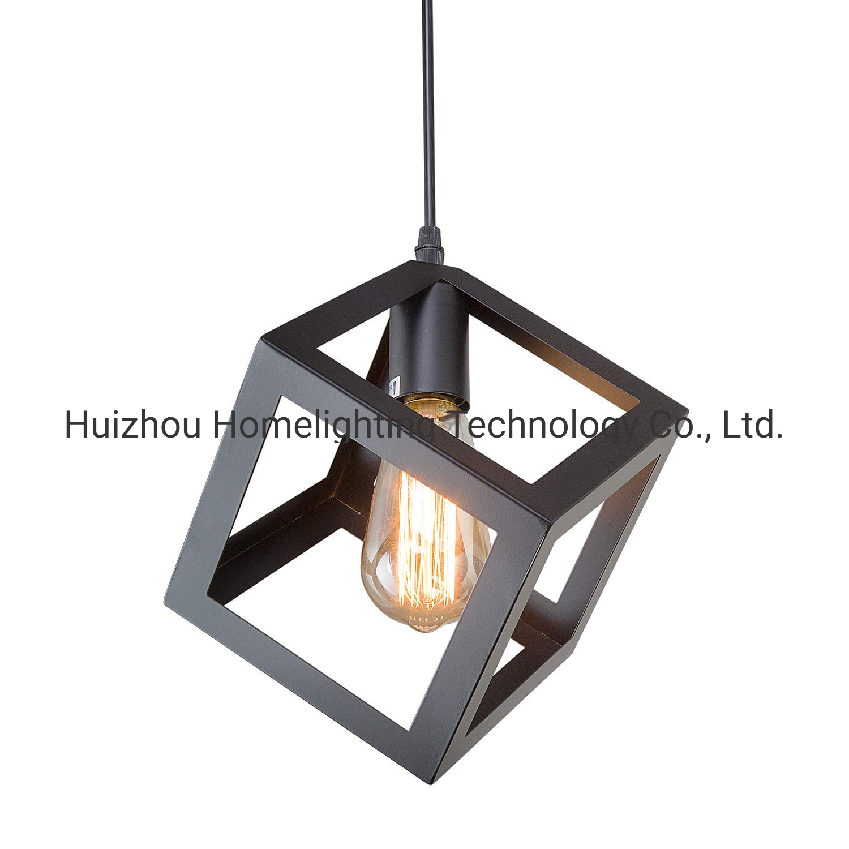 China Jlp 2016 Square Pendant Lighting Ceiling Lights Hanging Lamp Light Fixtures For Living Room Dining Room Kitchen Island China Pendant Lamp Industrial Pendant Lamp