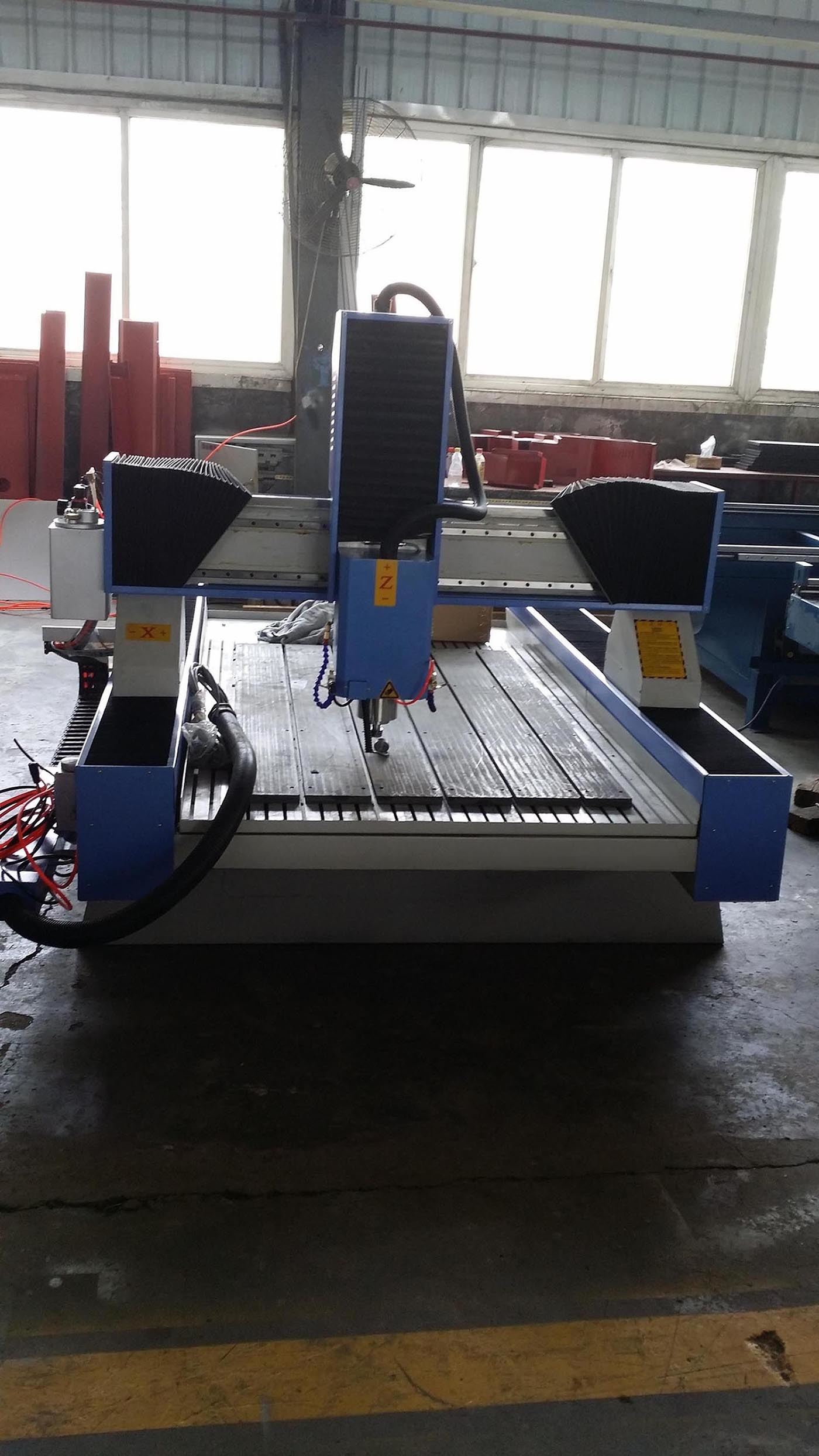 Marble Engraving CNC Router (XZ1224)