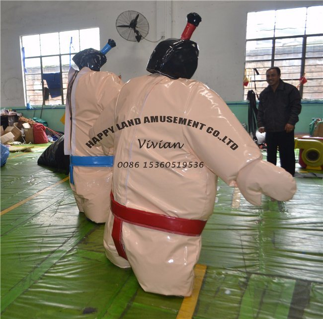 Foam Padded Inflatable Sumo Suits Sumo Wrestling & China Foam Padded Inflatable Sumo Suits Sumo Wrestling Photos ...