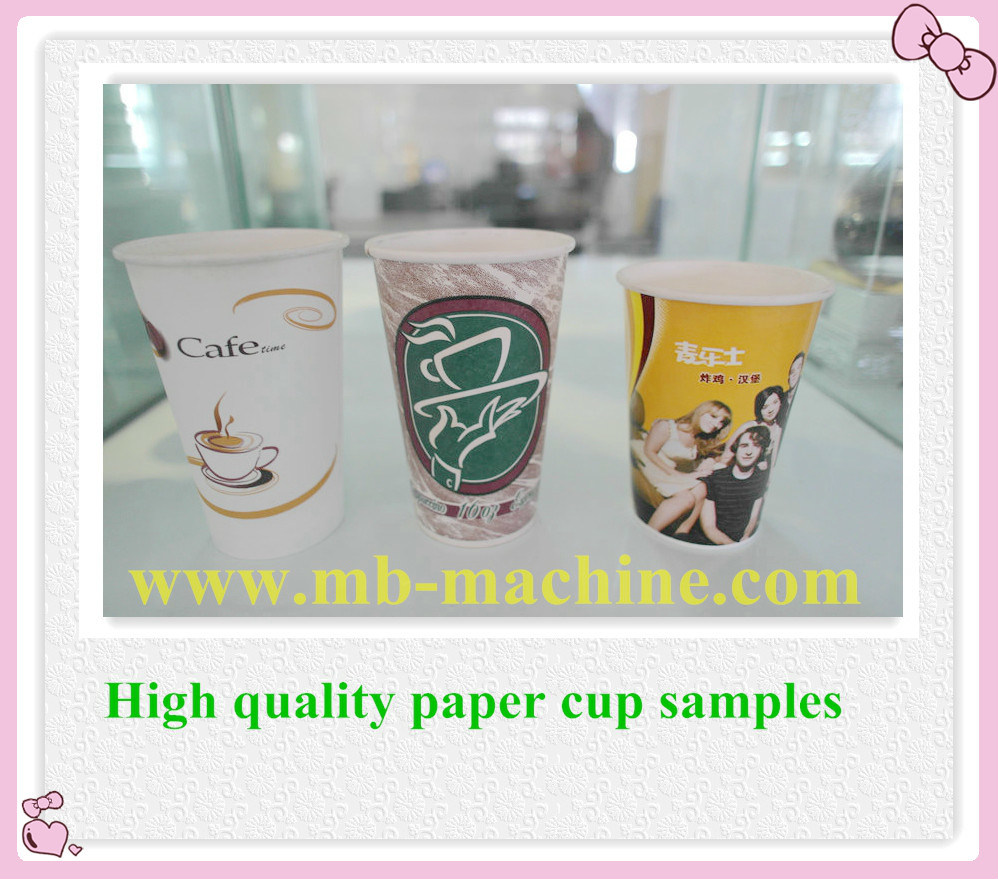 [Hot Item] High Quality Paper Cup Forming Machine (MB-S16)