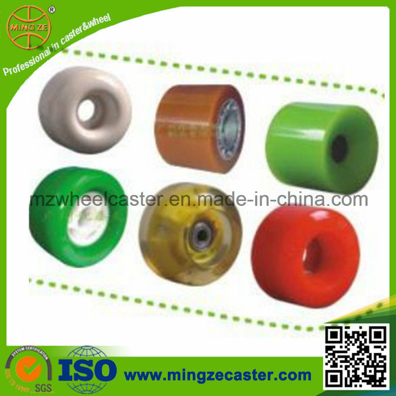 PP Core Polyurethane Skateboard Wheel