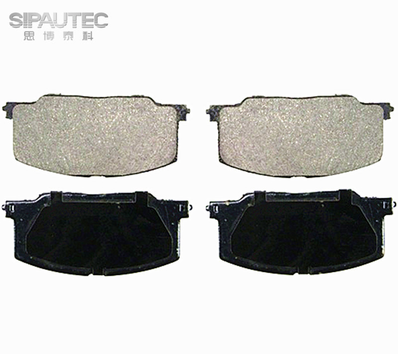 Factory Price Car Parts Brake Pad (d356) for Lexus Toyota Parts pictures & photos