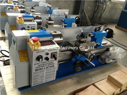 China Mini Hobby Lathe Machine Cq0618a 300 Mini Lathe And Bench Lathe Manual With Best Price