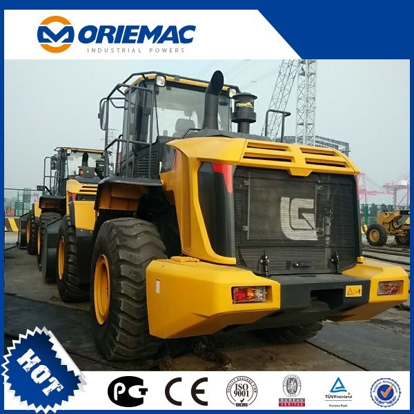 Good Price Liugong 856 Wheel Loader Clg856h Front End Loader pictures & photos