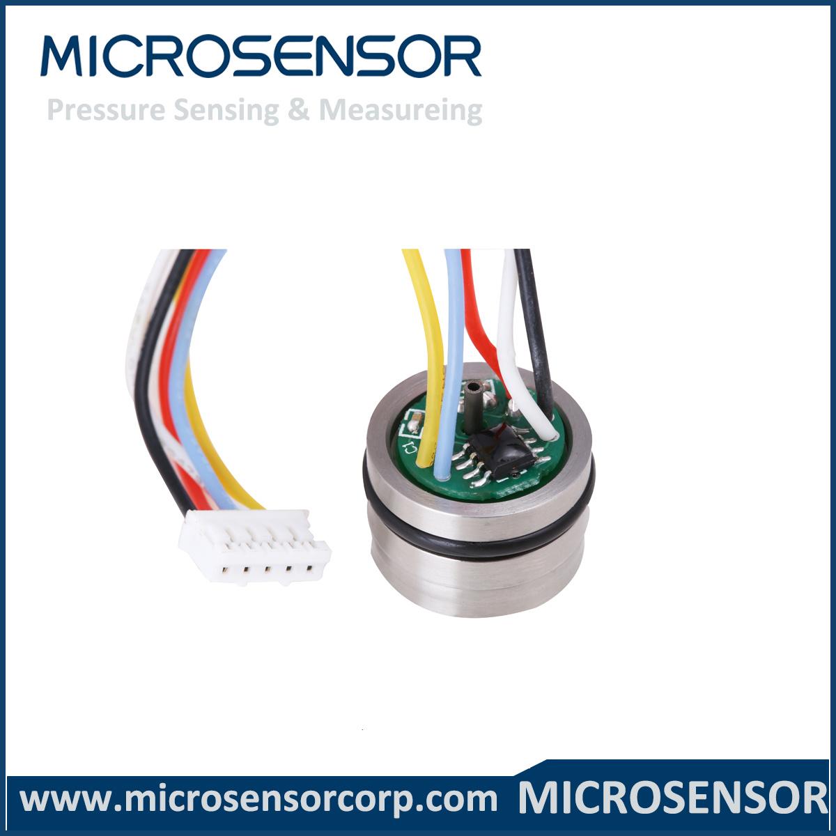 China Digital I2c Fuel Tank Pressure Sensor Mpm3808 Wiring Oil