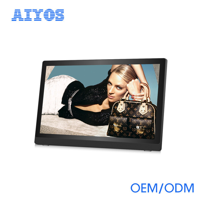 Made in China 32 Inch LED Digital Picture Frame with Calendar/ Clock ...