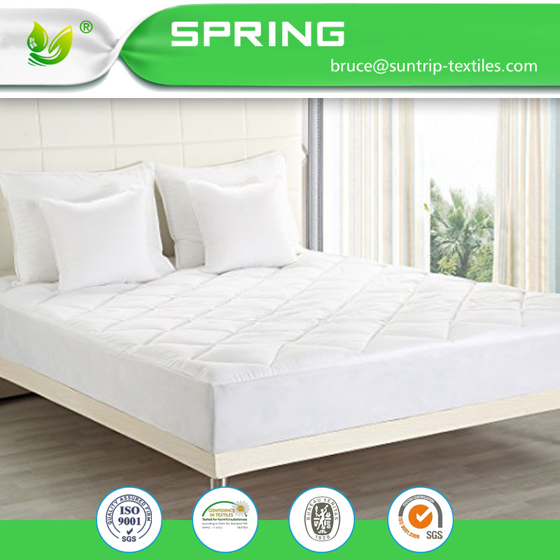 Waterproof Mattress Protector Terry Towel fitted sheet Extra Deep 30cm all size