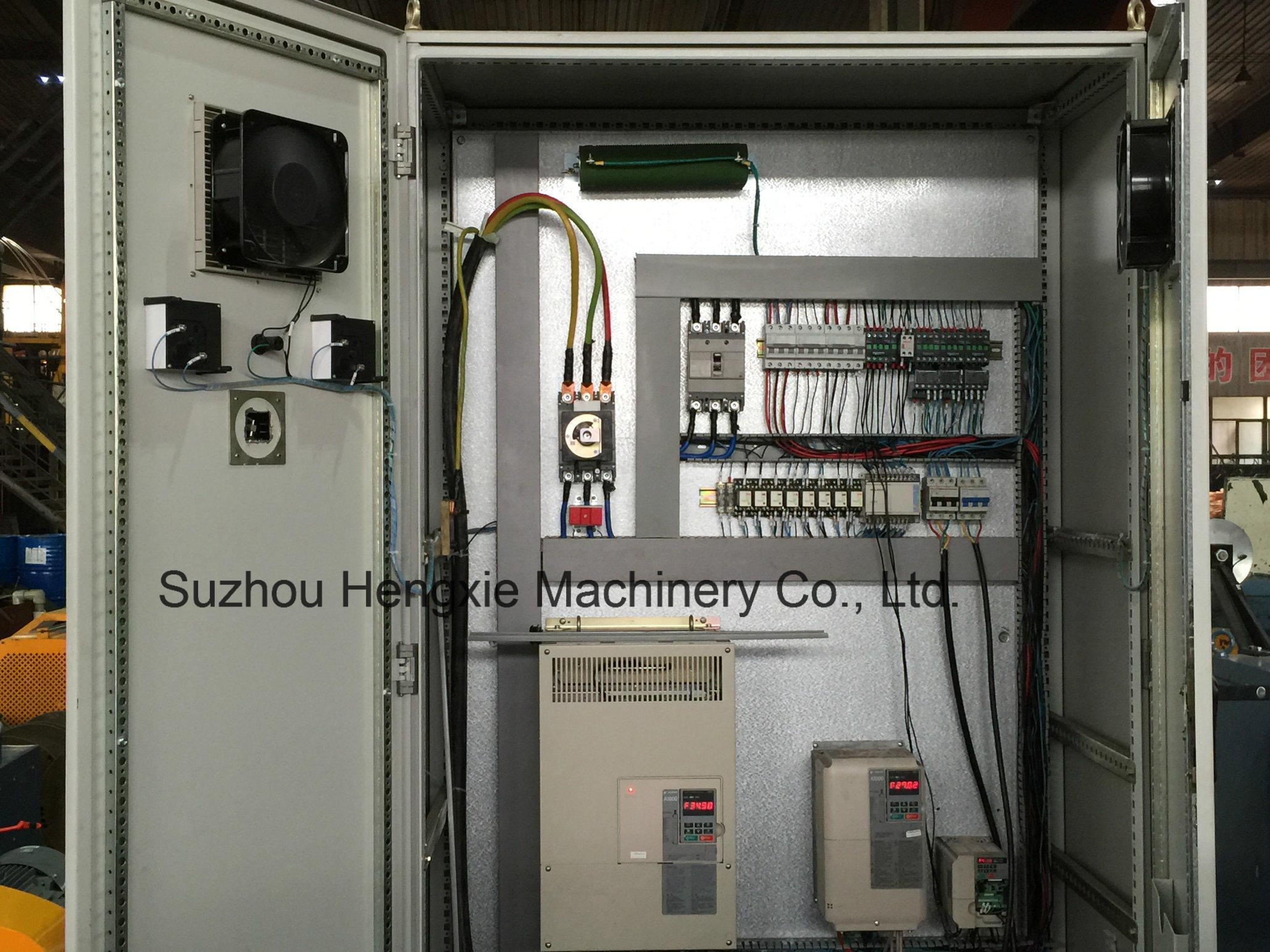China Hxe 17ds 04mm 20mm Intermediate Aluminium Wire Drawing Machinery Wiring Machine Chinese Providers