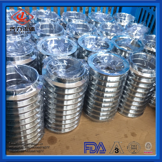 3A 304/316L Sanitary Stainless Steel Tc Tri Clamp Ferrule 14wmp pictures & photos