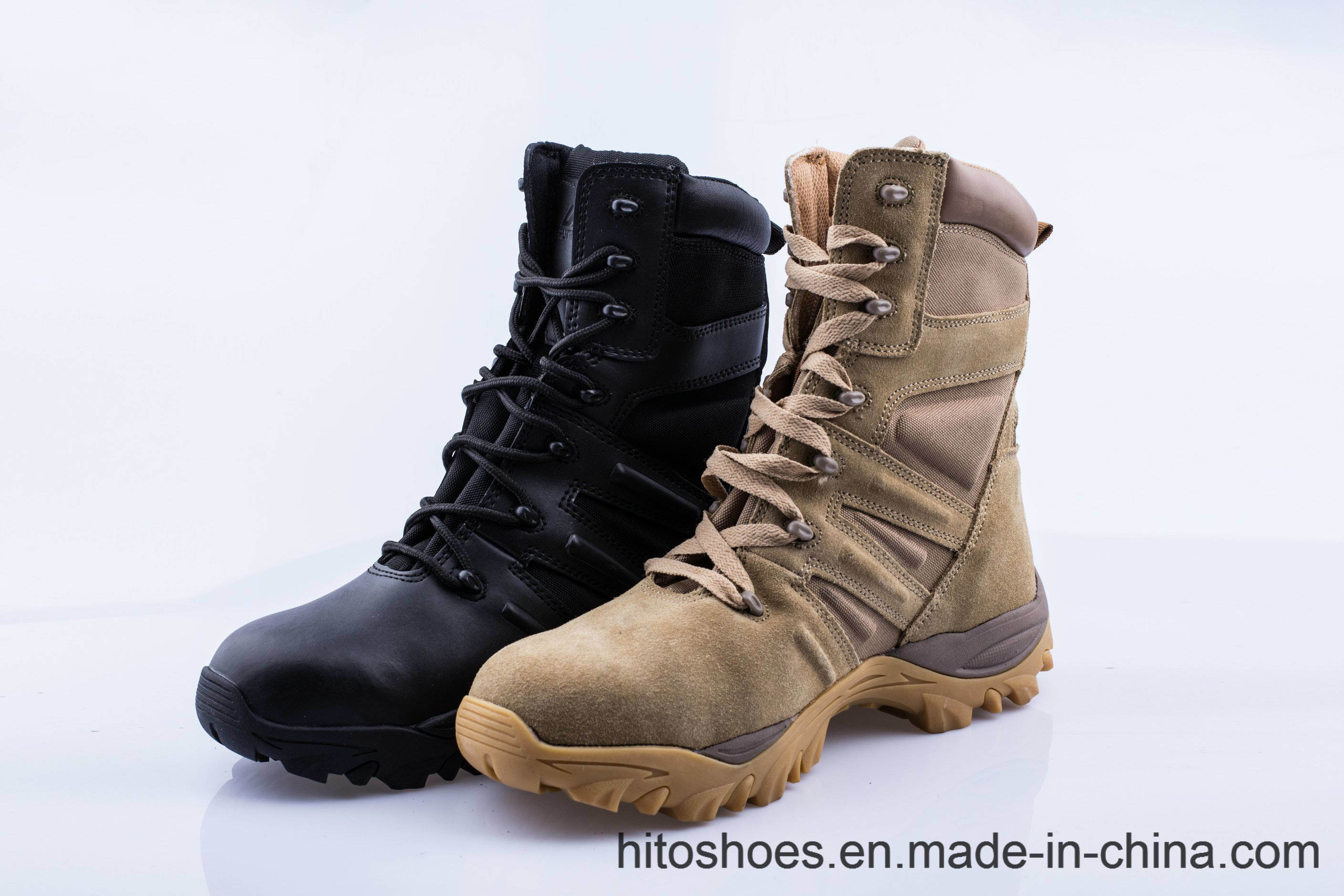 ea58e861e62168 China Breathable Desert Hiking Boots Army Military Boots Tactical Combat  Boots - China Safety Shoes, Work Shoes