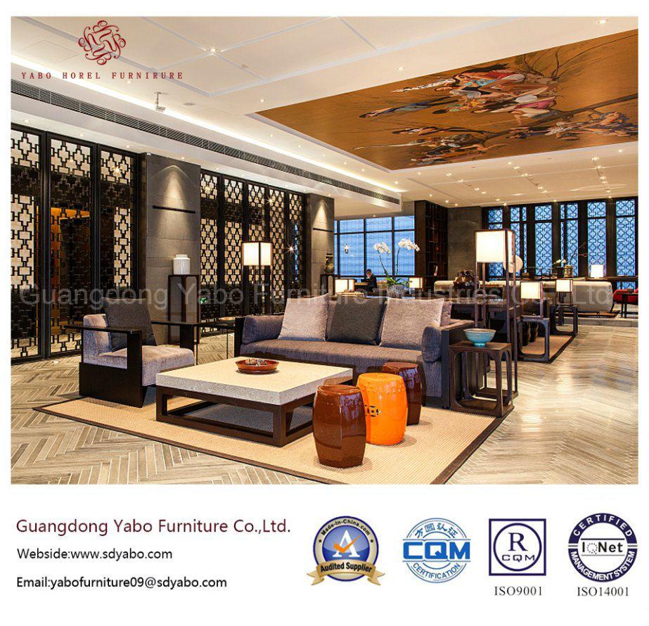 Chinese Hotel Furniture For Lobby Sofa Set Yb Ws 63