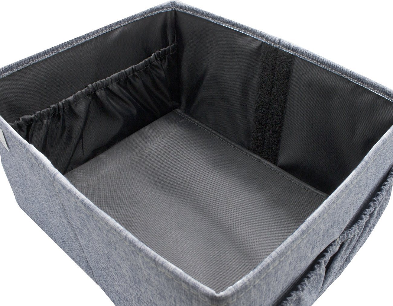 China Classic Look Felt Storage Bag Baby Diaper Caddy Organizer ...