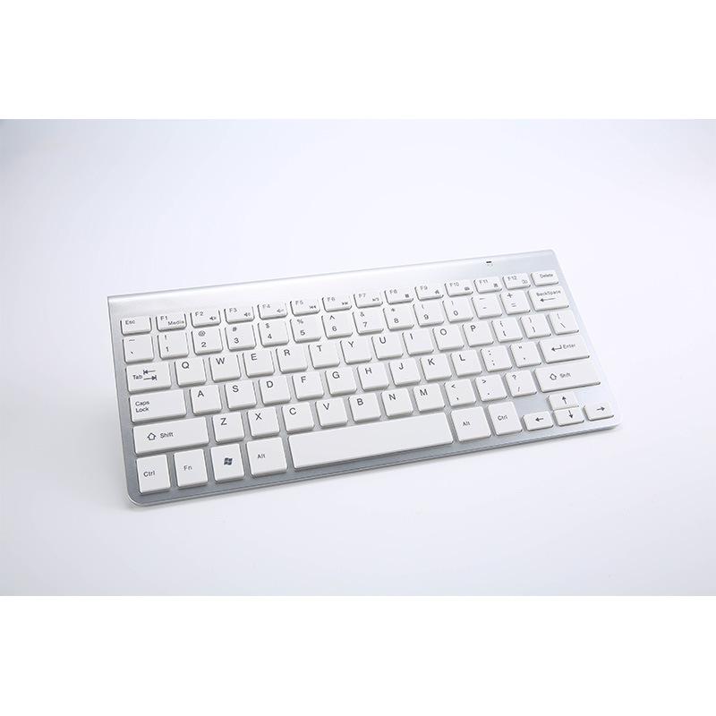 Keyboard Ultra Slim Mute Custom 2.4G Wireless Keyboard