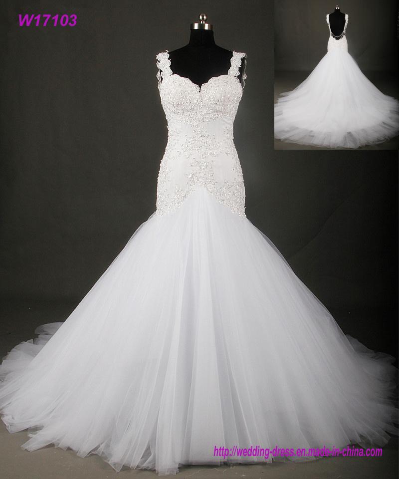 Latest Wedding Gown Wholesale, Wedding Dresses China - China Wedding ...