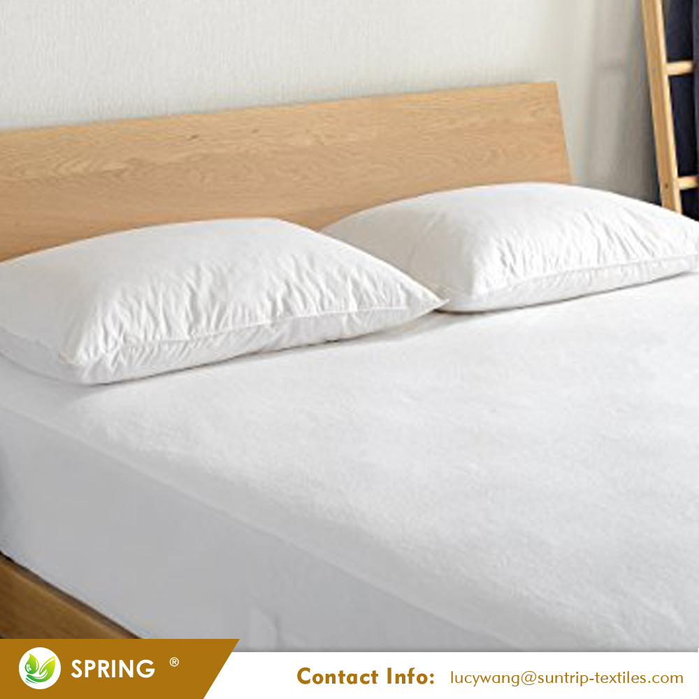 006a957e74 China 100-Percent Cotton Bed Bug, Dust Mite & Allergy Control Mattress  Protector, Full 16-Inch - China Mattress Protector, Terry Mattress Protector