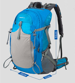 06248171b9 China Promotion Outdoor Sport Travel Student Backpack