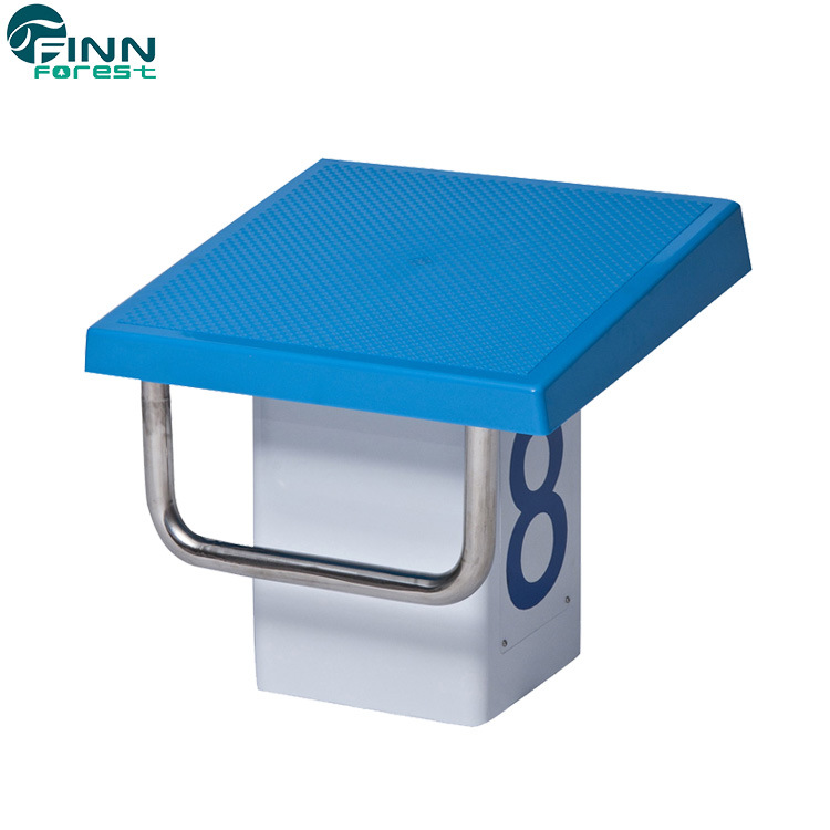 [Hot Item] Standard One Step Swimming Pool Diving Board Starting Block