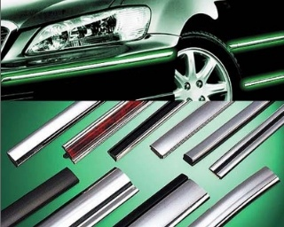 Smart Car Cover >> China Self Adhesive Chrome Cover Edge Trim Moulding for Car and Furniture Decoration - China ...
