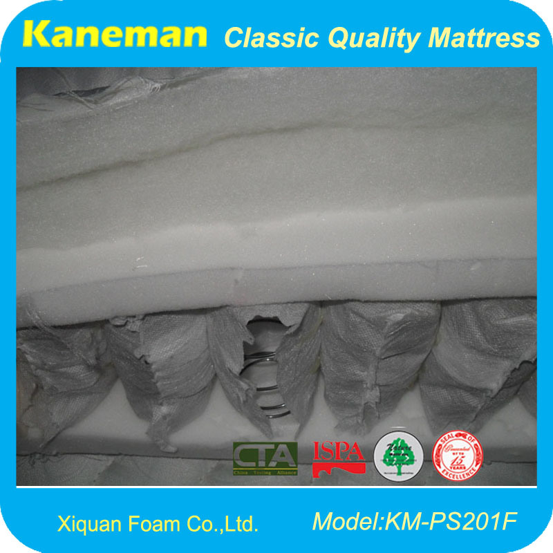 Compressed Spring Mattress (KM-PS201F) pictures & photos