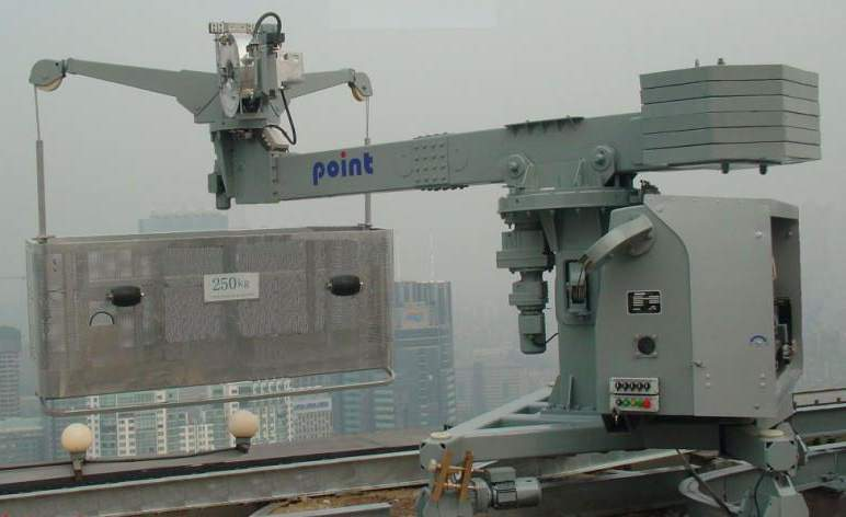 China BMU (Building Maintaince Unit, Window Cleaning Cradle System) - China BMU, Building Maintaince Unit