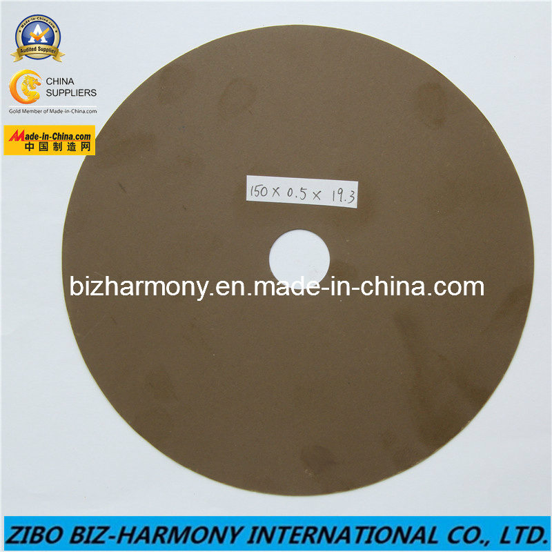 0.2-1mm Super Thin Cutting Wheel for Stainless Steel pictures & photos