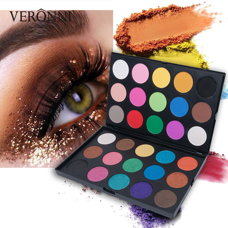 China Wnm 212 Eye Shadow Palette 30