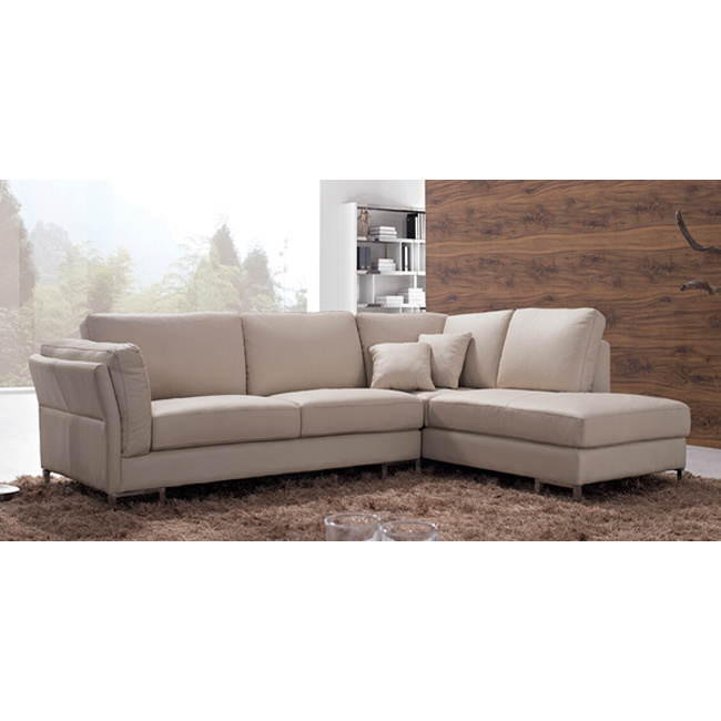 [Hot Item] Western Style Leather Sofa Contemporary Leather Sofa F229