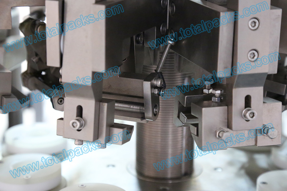 Automatic Plastic Tube Filling Sealing Machine (TFS-200A) pictures & photos