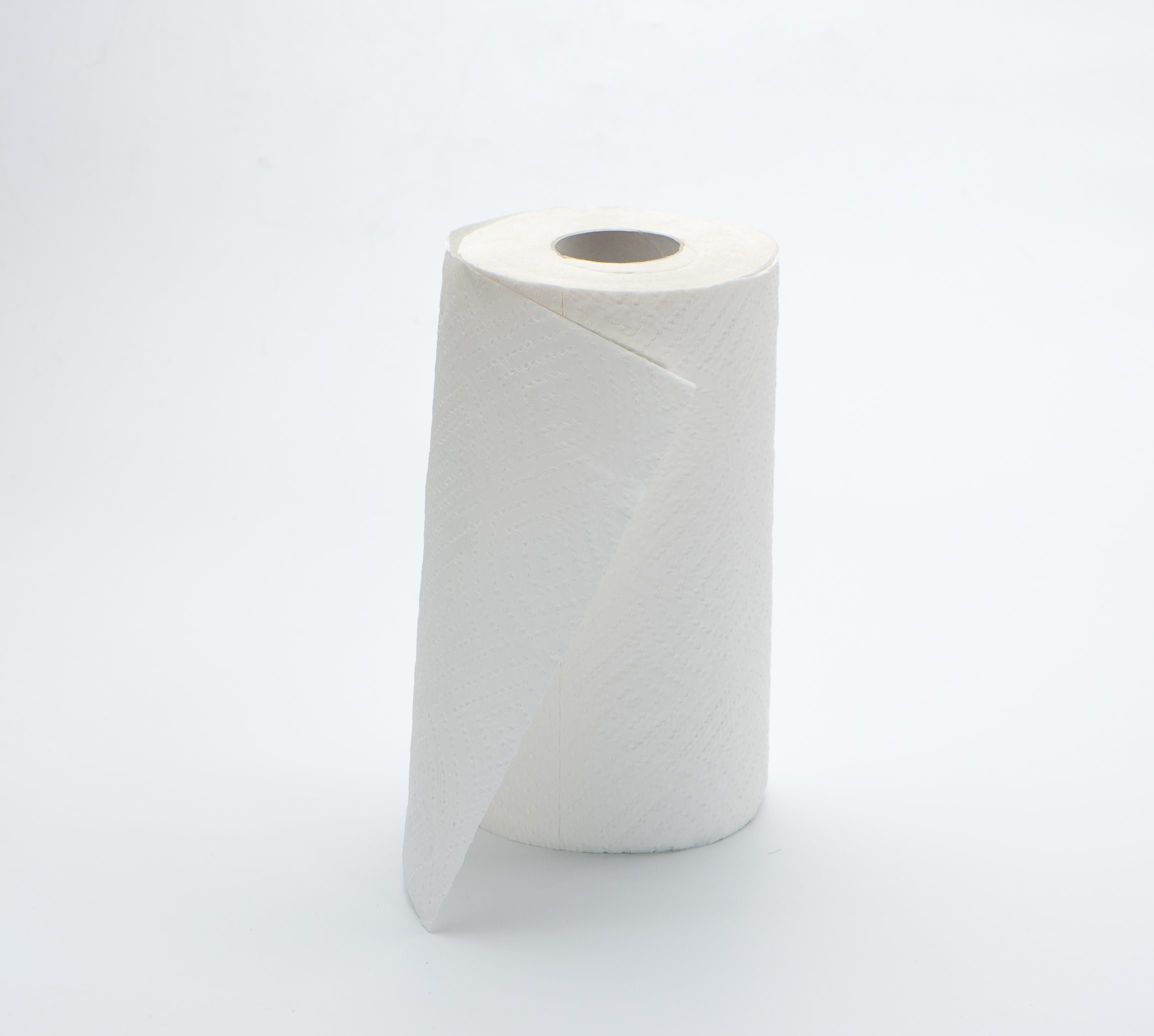 China White Eco-Friendly Kitchen Roll Paper Towel - China Kitchen ...