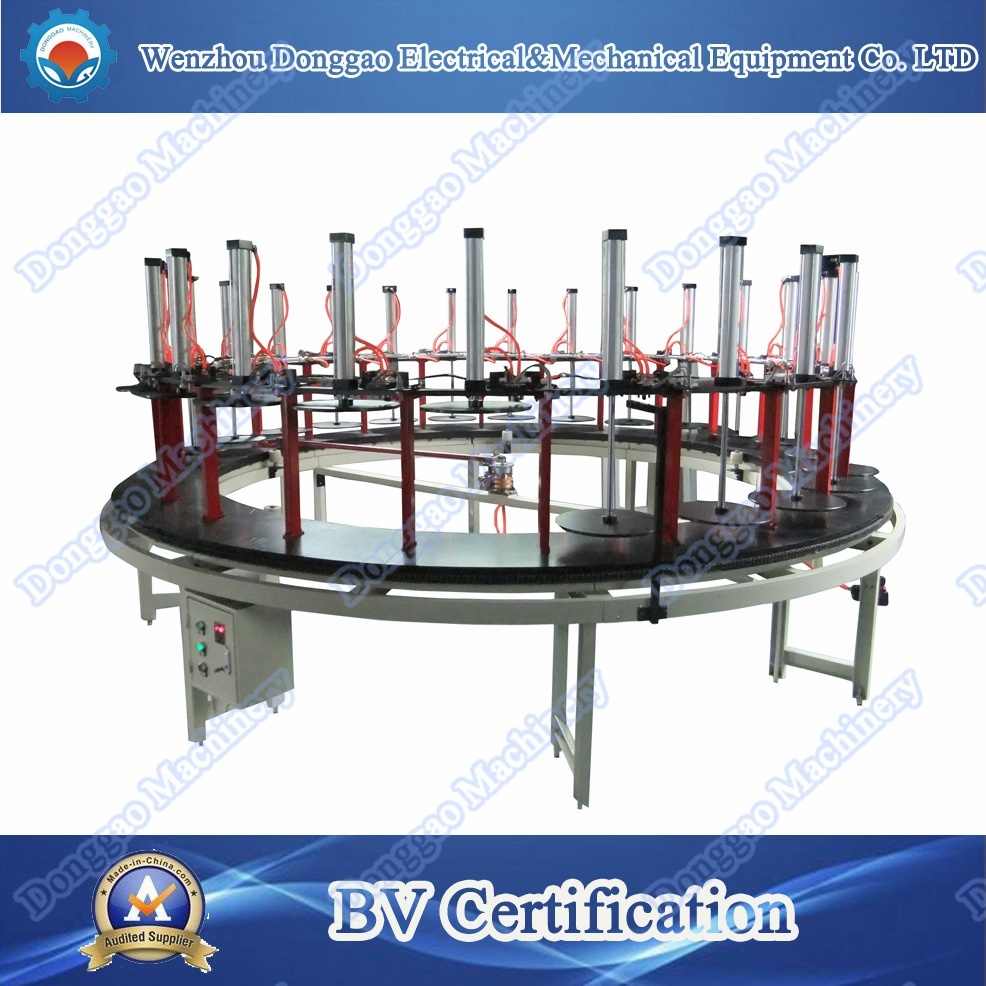 Circular Forming Working Platform of Filter