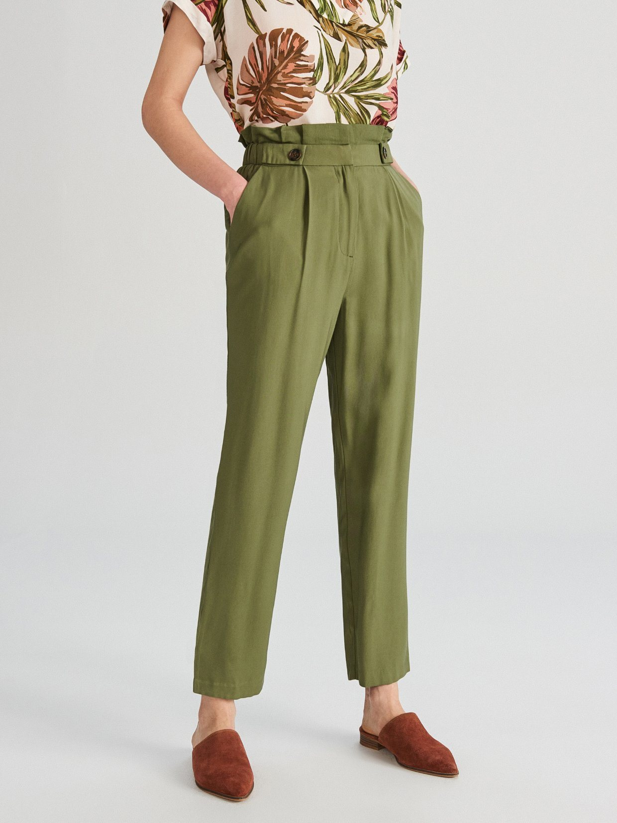 China Summer Wear Fashion Office Work Skinny Pencil Designs Cotton Women  Pants Trousers for Women - China Pant and Tourser price