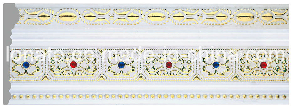 PS Modern Interior Ceiling Moulding Cornice (1536#)