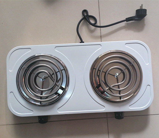 Electric Stove Double Hot Plate Cooker