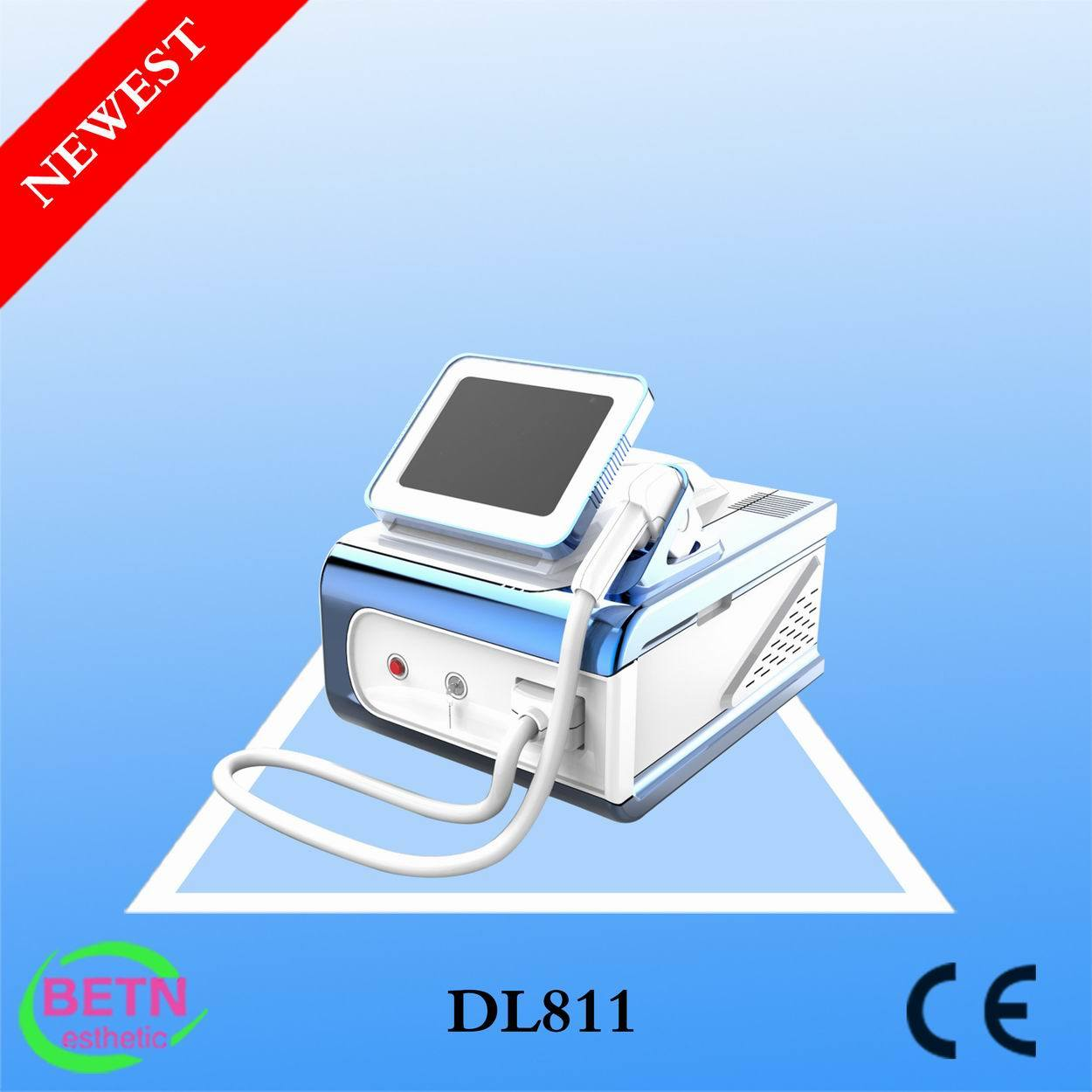 Beir 2016 Newest 810mm Portable Dental Diode Laser Vacuum Hair Removal Diode Laser