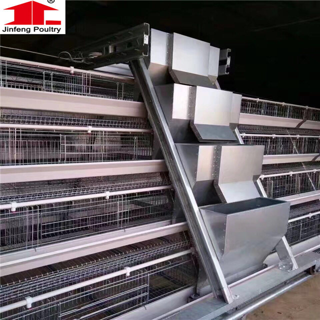[Hot Item] Animal Farm Equipment Used Poultry Crate Chicken Wire Bird Cages  for Sale