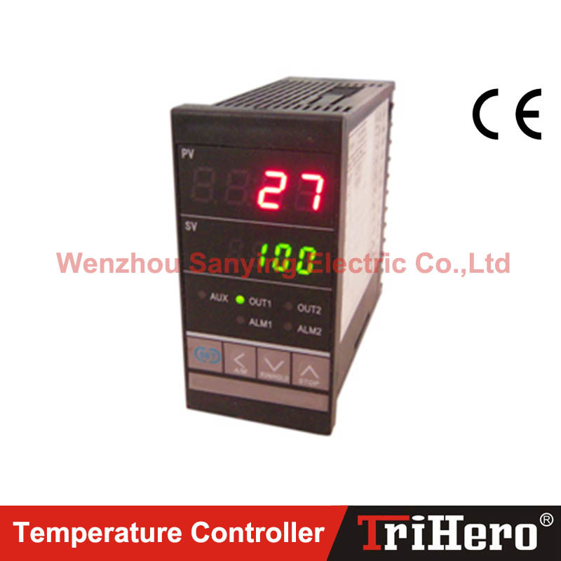 Ramp and Soak Temperature Controller, Programmable Digital Intelligent Pid Temperature Controller pictures & photos