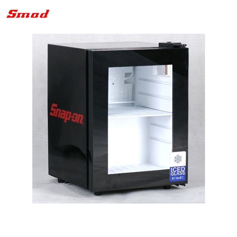 China Glass Door Counter Top Fridge Mini Bar Refrigerator Photos