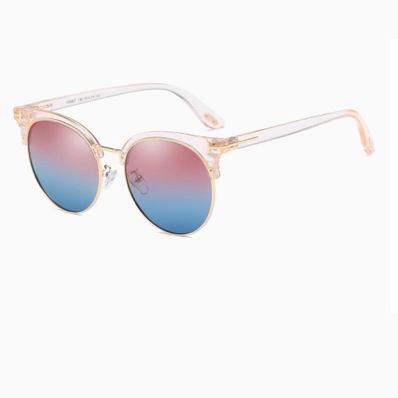 29d46de49ec Wholesale Designer Polarized Sunglass Custom Logo Fashion Plastic Sunglasses  55921