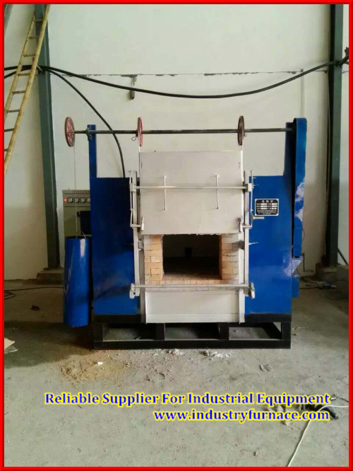 High Precision and High Temperature Box Furnace