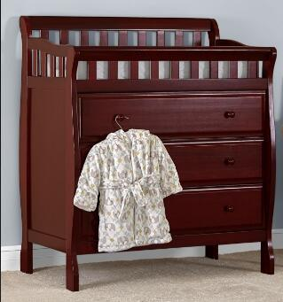 Hot Item Dress Table Changing Nursery With Pad Drawer And Dresser