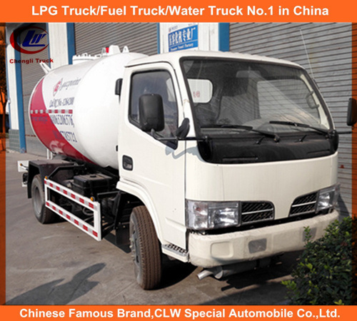 China Dongfeng 5 000 Liters Lpg Gas Cylinder Bobtail Trucks 2 5mt For Sale China Lpg Bobtail Trucks Bobtail Trucks 2 5mt