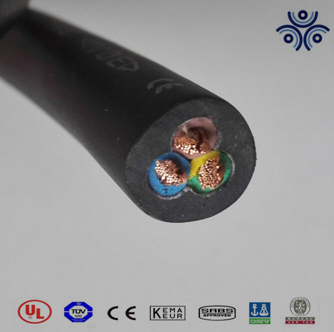 450/750V 4 Cores Rubber Power Cable with Best Price pictures & photos