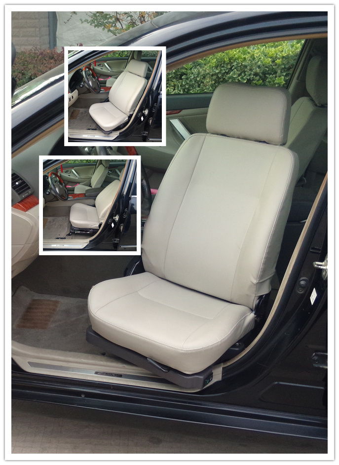 Xinder Special Disabled Turny Car Seat for Driver Position with 150kg Loading (S-OUT-L) pictures & photos
