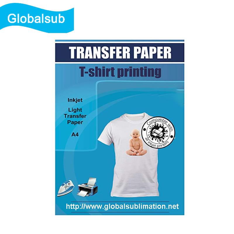 [Hot Item] Sublimation Inkjet Heat Transfer Paper for White T Shirts