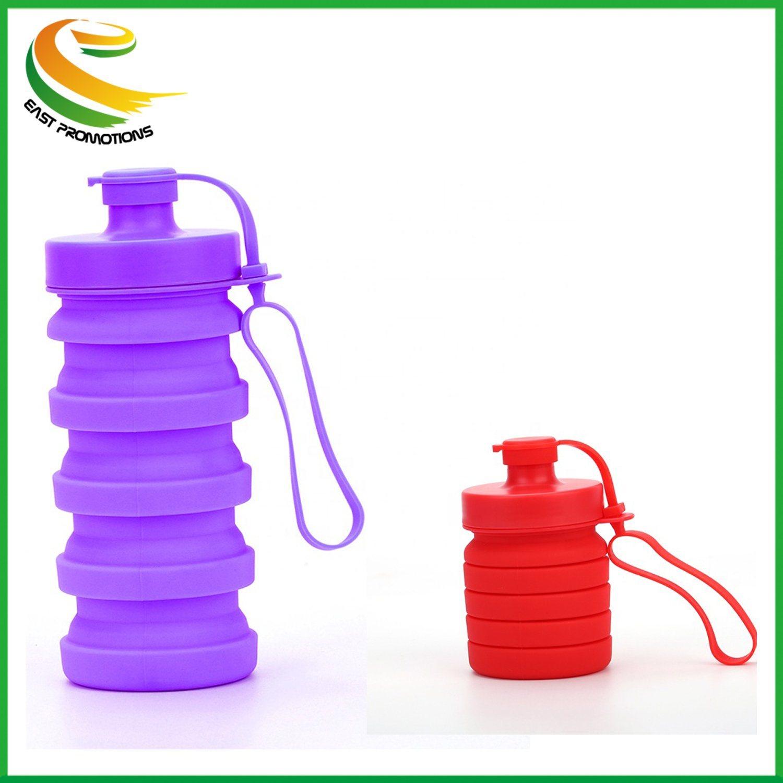 Bpa Free Foldable Water Bottle Bag